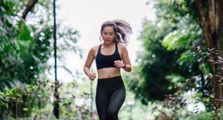 Уход за кожей до и после тренировок