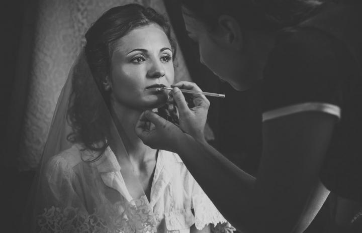макияж для невесты Киев