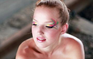 макияж аквагрим