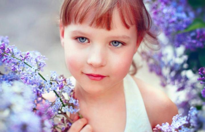 детский макияж