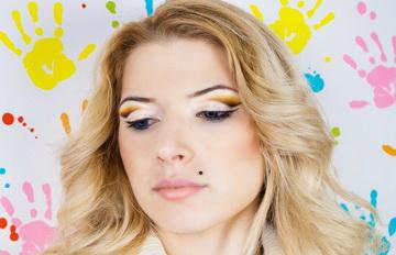 макияж версаль
