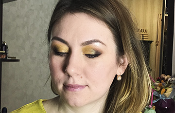эксперименты с макияжем