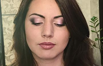 макияж для подружки невесты