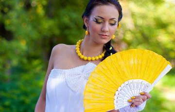 цветовая стилистика свадьбы