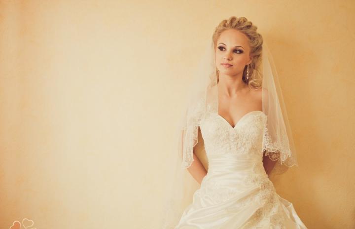 свадебный образ визажист Инна Мокрова парикмахер Дарина Троян