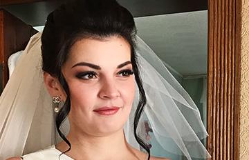 визажист на свадьбу Барышевка