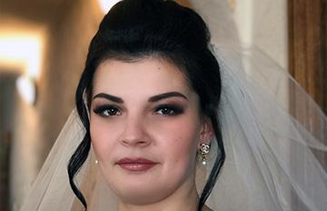 мейкап на свадьбу
