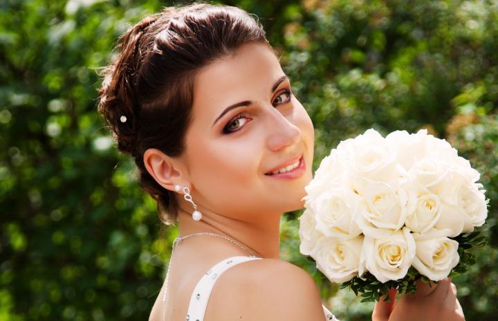 визажист на свадьбу киев