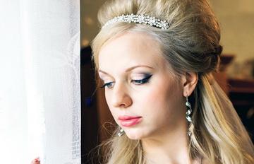 модный образ невесты