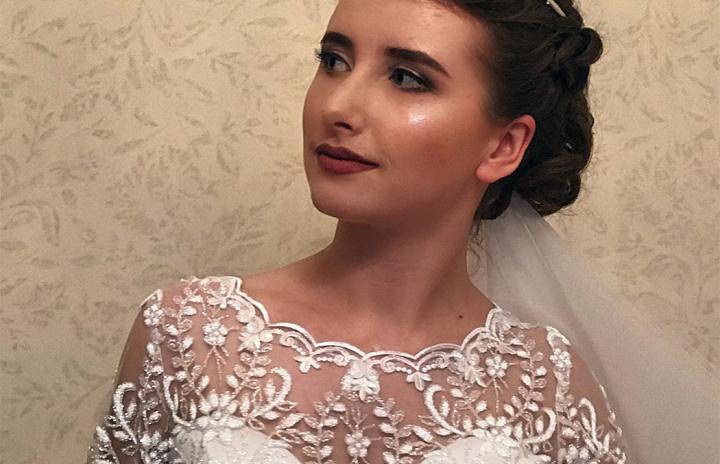 современный образ невесты
