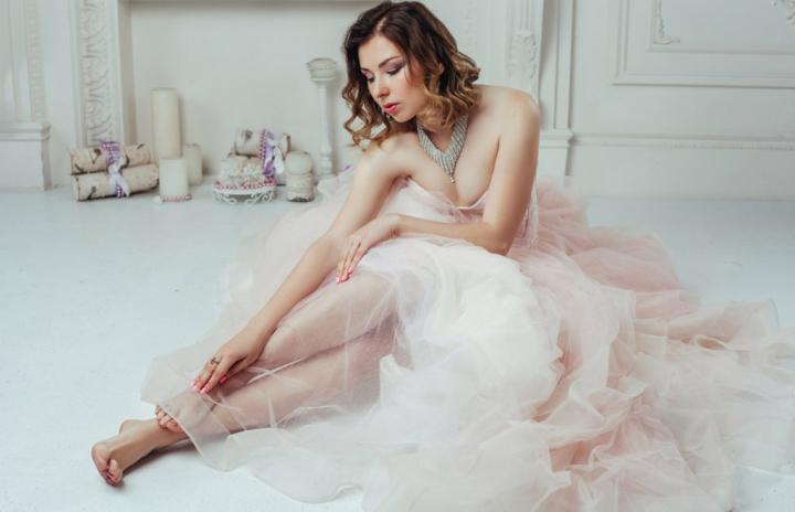 свадебный макияж скидки