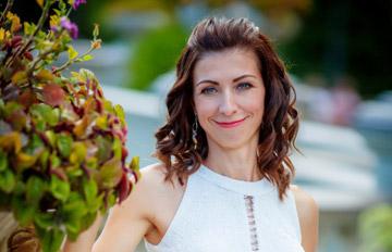 Свадебный макияж и прическа Киев