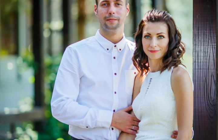 Свадебная прическа и макияж Киев